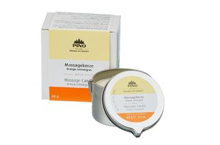 Massage Ljus Orange & Lemon Gras 60 g