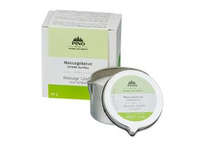 Massage Ljus Lime & Bambu 60g