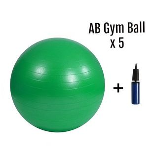 AB Gym Ball PAKET Ø 65 cm