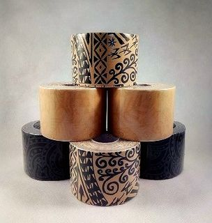 Dynamic Tape MIX | 6 st PACKNUNG | 5 cm x 5 m