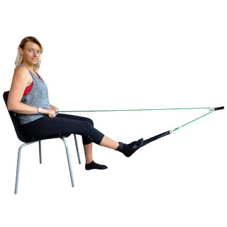 Knee Rope Pulley