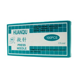 Huanqiu sterile auricular press needle | 100 st