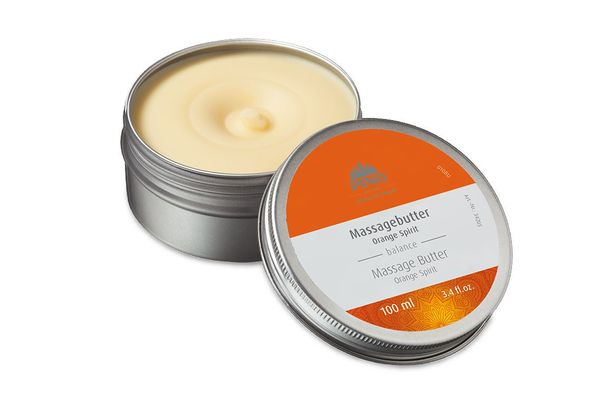Massagebutter Orange Spirit 100 ml