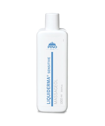 LIQUIDERMA® Sensitive Massageolja 1l
